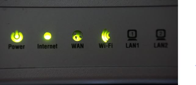 Check Your Wireless Router's LED
