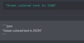 Discord Text Formatting – Apply Colors on Text
