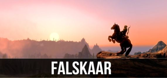 Falskaar - Best Skyrim Mods