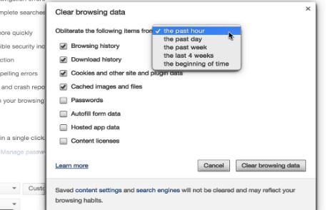 IF you are using Google Chrome Browser