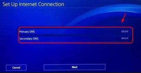 If you are using PlayStation