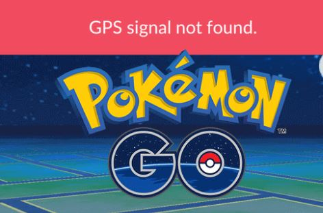 Pokemon Go GPS Signal Not Found
