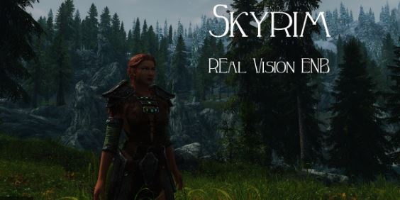 Real Vision ENB - Best Skyrim Mods