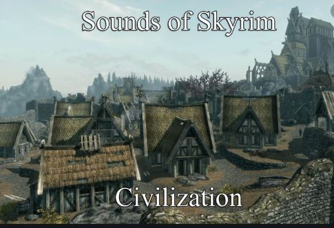 Sounds of Skyrim - Best Skyrim Mods