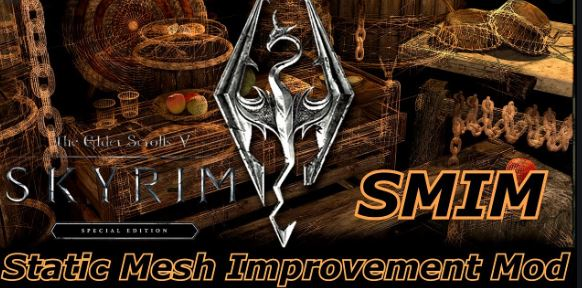 Static Mesh Improvement - Best Skyrim Mods