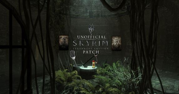 Unofficial Skyrim Patch - Best Skyrim Mods