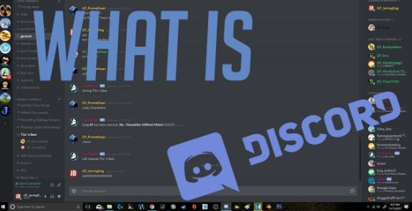 What Discord is for?