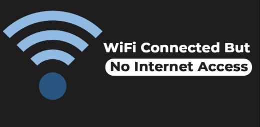 Wifi Connected No Internet