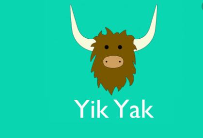 Yik Yak - Anonymous Chat Apps