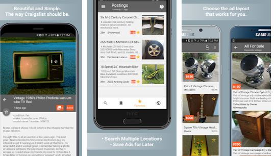 Postings – Best Craigslist App