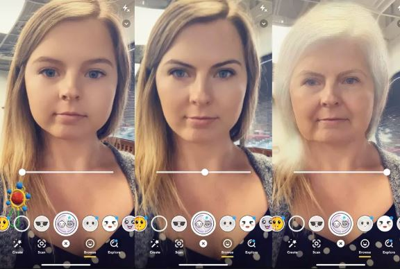 Snapchat - Best Face Changer Apps