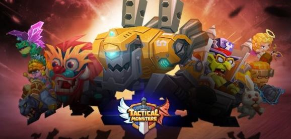 Tactical Monsters Rumble Arena – Best RPG Games for Mac