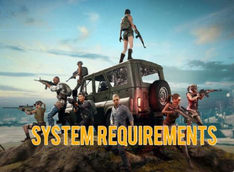 PUBG for PC Download Requirements