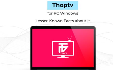 Thop TV for PC.
