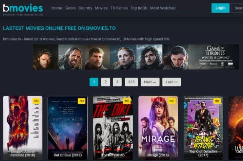 Bmovies - Best Project Free TV alternatives