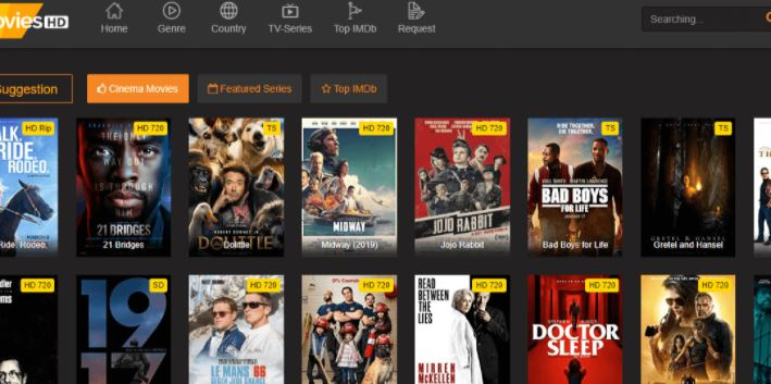 Cmovies - Best Project Free TV alternatives